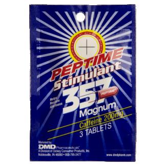 PEPTIME® Stimulant 357 Magnum Caplets